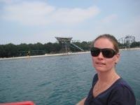 Sandra Jansen schrijft als Miss Natural